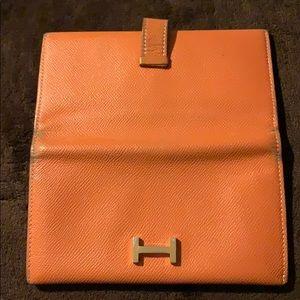 e1768afbfd13a Hermès vintage Bearn Trifold wallet Epsom leather